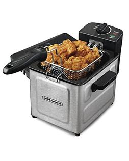 1.5 Liter Professional Oil Powered Deep Fryer Fast Cooking W