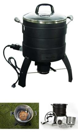 Masterbuilt 20100809 Butterball Oil-Free Electric Turkey Fry
