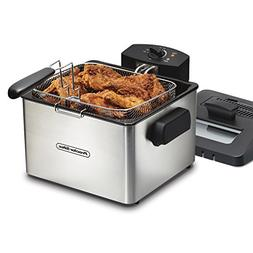Proctor Silex 35044 Professional-Style Deep Fryer with 5 L C