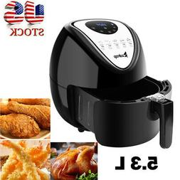 5.3 L Electric Air Fryer Oven Low Fat Healthy Cooking Machin