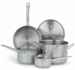 7- Piece Commercial Kitchen Induction, Gas, Electric Stainle
