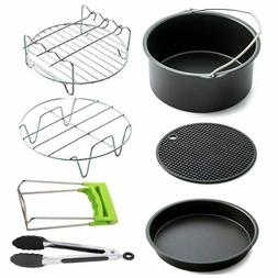 7pc Gowise Phillips Cozyna Secura Air Fryer Accessory Kit 3.