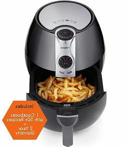 Air Fryer by Cozyna  with airfryer cookbooks