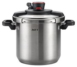 T-fal P45009 Clipso Stainless Steel Dishwasher Safe PTFE PFO