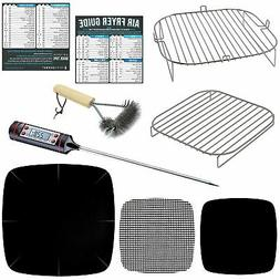 Air Fryer Stacking Rack Accessories Compatible with Dash, Nu