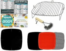 Air Fryer Toaster Oven Accessories Compatible with Nuwave Br
