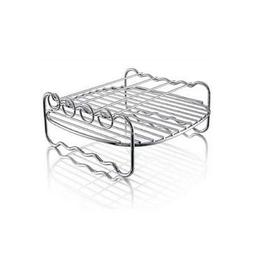 Air Fryers Double Layer Rack with 4 Skewers Fitting Philips