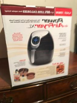 Power Automatic Air Fryer XL 5.3 qt. w/ Digital Panel Airfry