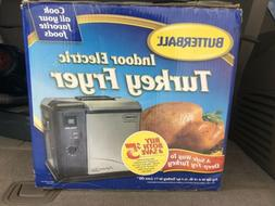 Masterbuilt Butterball Indoor Electric Turkey Fryer Up to 14