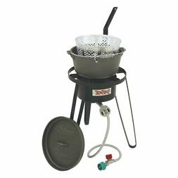 Bayou Classic Outdoor Cast Iron Fish Cooker