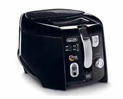 Delonghi Cool Touch Roto Deep Fryer 2.2 Lb Capacity D895-UX.