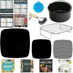 Deep Fryer Grill Accessories Set Compatible with Phillips Ai