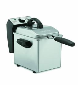 Waring DF55 Professional Mini 1-2/7-Pound-Capacity Stainless