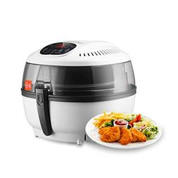 LCD Display Digital Electric Air Fryer Calorie Reducer Oil-L