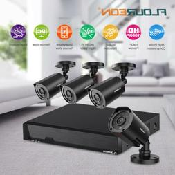8 Channel AHD 1080P HDMI CCTV Home Security Video Recorder D
