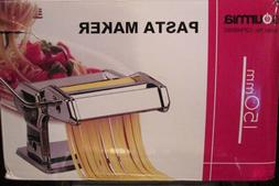 Gourmia GPM9980 Pasta Maker Roller and Cutter - Manual Hand