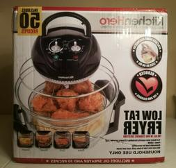 KitchenHero Low Fat Fryer 1300W All In One Cooking Solution