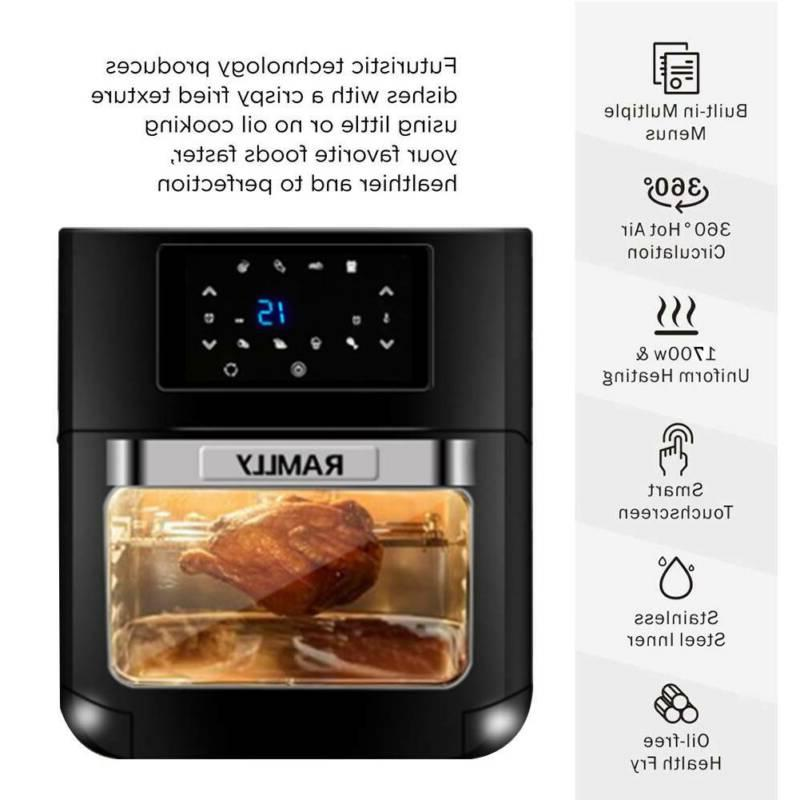 14 Air Fryer Oven Oven with Oven