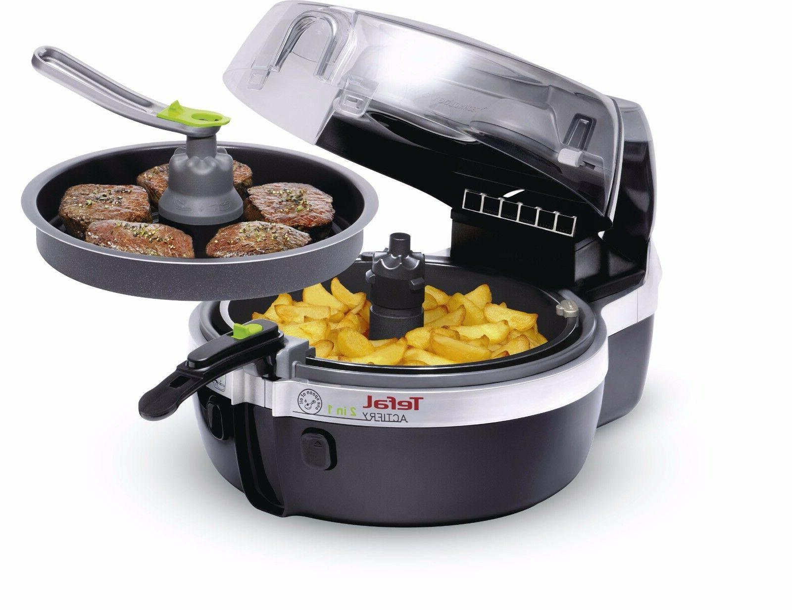 T-fal ActiFry 2 In 1 Hot Air Electric Fryer - Brand New in t