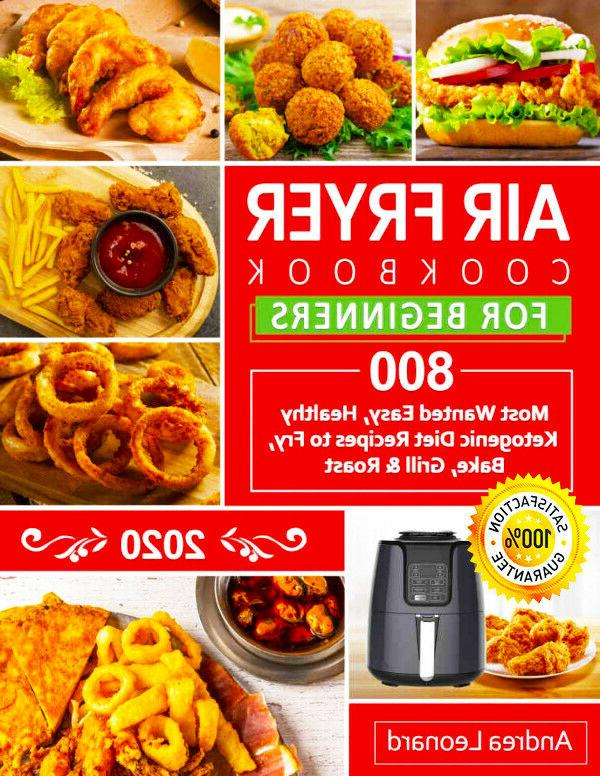 Air Fryer Cookbook for Beginners 2020:🔥Offer Limited🔥
