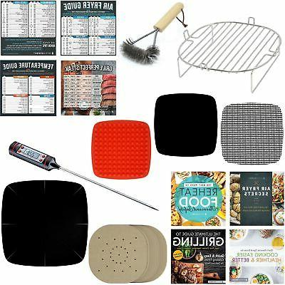air fryer rack accessories compatible with nuwave