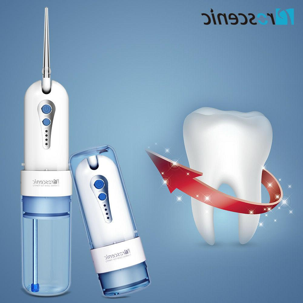 Electric Water Cordless Oral Jet Dental ToothClean Pick