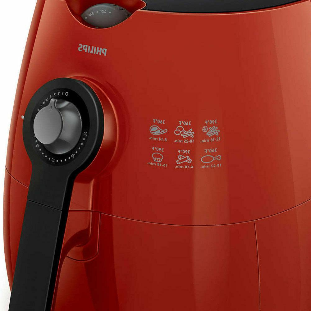 Philips Original with Air 75% Fat Red