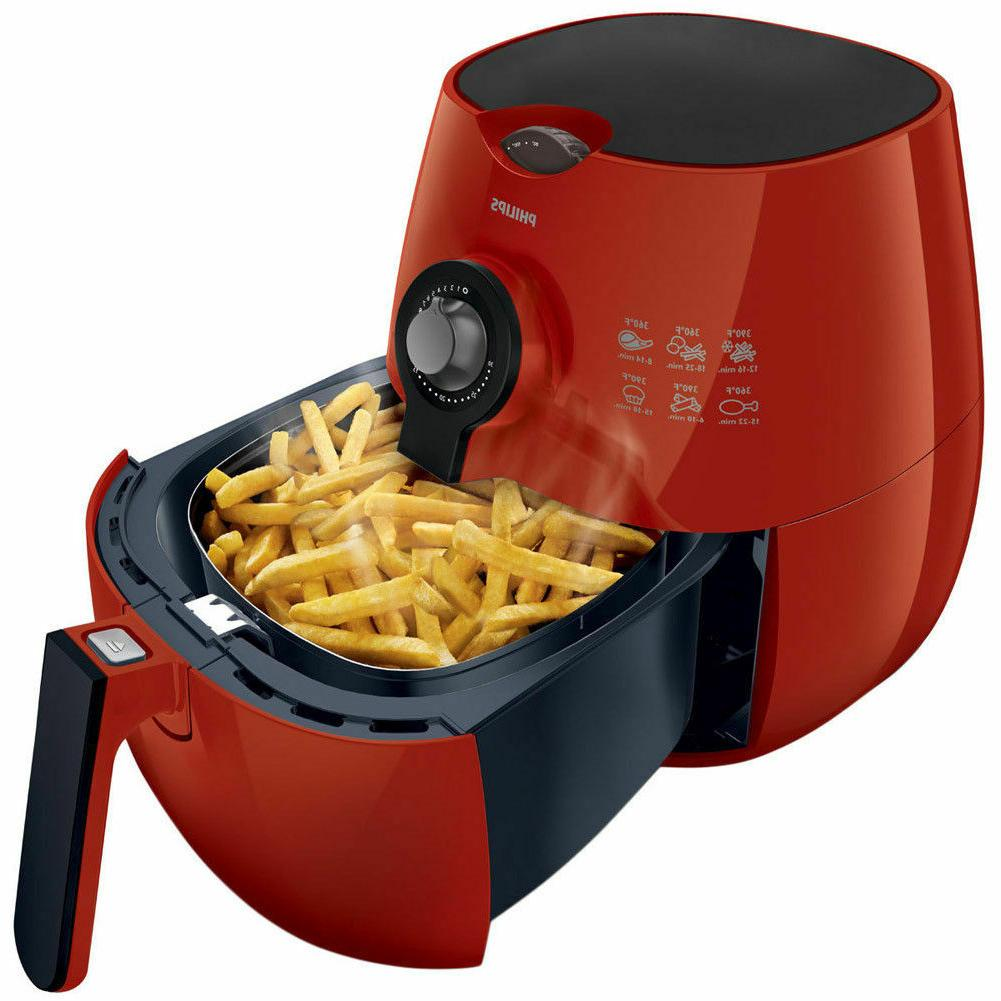the original airfryer with rapid air technology