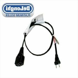 Delonghi LN1115  Deep Fryer Magnetic Power Cord Genuine