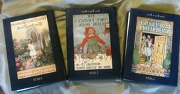 LOT OF 3 MARY FRANCES BOOKS BY JANE EAYRE FRYER--HARD COVER,