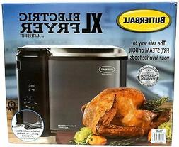 Masterbuilt Butterball XL Electric Fryer gloves injector the