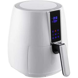 BBS Multifunctional 3.2-Quart Electric oil-less fryer with H