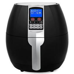XtremepowerUS 3.5 Liter Oil-Free 1500 Watts Electric Air Fry