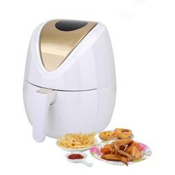 2.6L Removable Electric Air Fryer Oil Free Air Cooker Low Fa