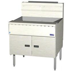 Pitco SGM24 150LB. MegaFry Solid State Deep Fryer