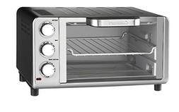 Cuisinart TOB-80N Compact Toaster Oven Broiler Stainless Ste