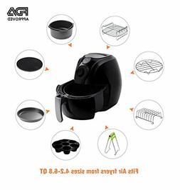 XL Air Fryer Accessories Compatible with Gowise and Phillips